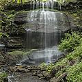Buttermilk Falls  by Scott Rhoads