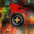 Button To The Top by Fania Simon