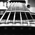 Bw Guitar by Javier Luces