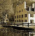 C-o Canal Lock 20 by Jan W Faul