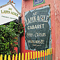 Cabaret Sign by Dave Mills