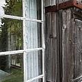 Cabin Window by Ulrich Kunst And Bettina Scheidulin