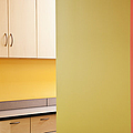 Cabinets In An Office Supply Room by Jetta Productions, Inc