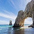 Cabo San Lucas Arch by Mike Raabe