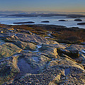 Cadillac Mountain And Frenchman's Bay by Rick Berk