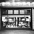 Cadillac Storefront, 1927 by Granger