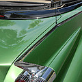 Cadillac Tail Fins by Dave Mills