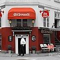Cafe Sorgenfri by Sophie Vigneault