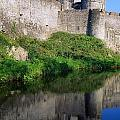 Cahir Castle, River Suir, County by The Irish Image Collection