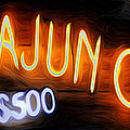 Cajun Casino - Bourbon Street by Bill Cannon