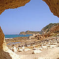 Cala Blanca Beaches by Gaile Griffin Peers