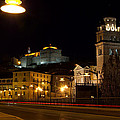 Calahorra Cathedral At Night by RicardMN Photography