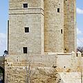 Calahorra Tower In Cordoba by Artur Bogacki