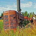 Calgary Tractor by Randy Harris
