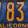 California 1937 by Bill Owen
