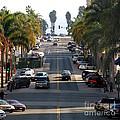 California Street by Henrik Lehnerer