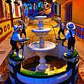 Calle Del Recuerdo by Skip Hunt