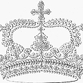 Calligraphy Crown by Granger