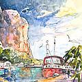Calpe Harbour 04 by Miki De Goodaboom