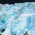 Calving Glacier by Adam Pender