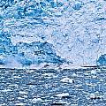 Calving Glacier by John Greim