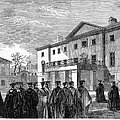Cambridge University, 1862 by Granger