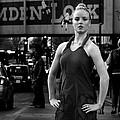 Camden Girl by Pete Luckhurst