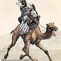 Camel & Rider by Granger