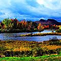 Camelback Mountain Maine by Matthew Winn