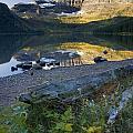 Cameron Lake, Alberta, Canada by Philippe Widling