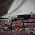 Camp Fire  by Kim Henderson