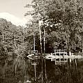 Camp Lake by Nina Fosdick