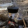 Campfire Cooking by David Lee Thompson