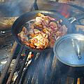 Campground Cooking by M Valeriano