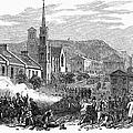 Canada: Gavazzi Riot, 1853 by Granger