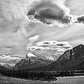 Canadian Rockies 12951 by Guy Whiteley