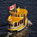 Canadian Water Taxi by MaryJane Armstrong