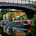 Canal Boats by Heather Applegate