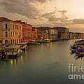 Canal Grande by Bela Torok