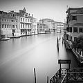 Canal Grande Study Iv by Nina Papiorek