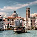 Canal Grande. Venezia by Juan Carlos Ferro Duque