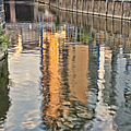 Canal Palette by George Hodlin