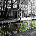 Canal Saint Martin by Andrew Fare
