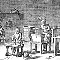 Candlemaking, 18th Century by Granger