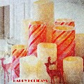 Candles For Xmas by Florene Welebny