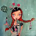 Candy Girl  by Caroline Bonne-Muller