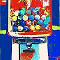 Candy Machine Pop Art by ArtyZen Kids