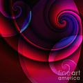 Candy Swirls by Clayton Bruster