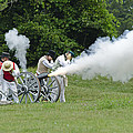 Cannon Fire by JT Lewis