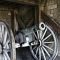 Cannon Storage by Peter Chilelli